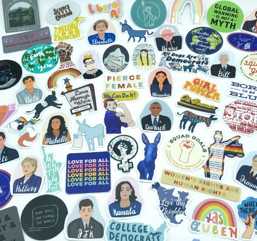 SoarBlue Stickers, Patches, Pins, Coasters & Accessories